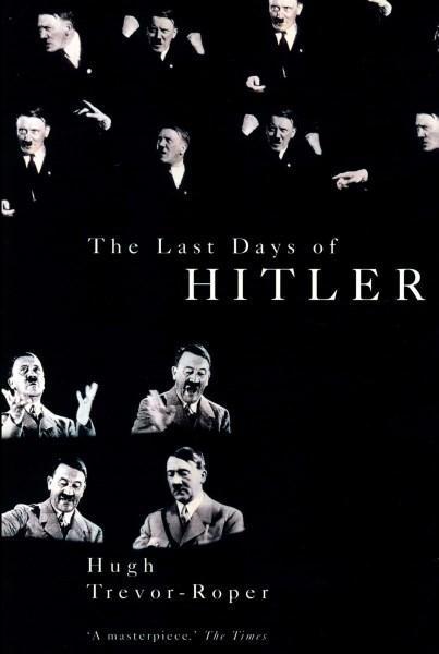 <em>The Last Days of Hitler</em> cover