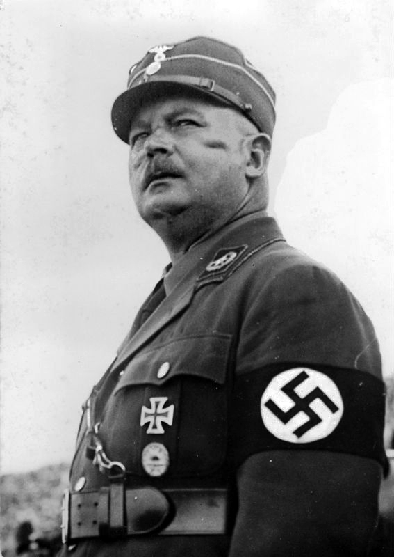 Ernst Röhm (1887 - 1934)
