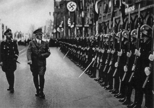 Waffen SS Formation