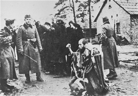 Police Battalion 101 in Poland