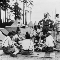 German Youth Movement- Youth League Campsite 1933.jpg