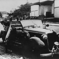 Heydrich's Vehicle after bombing.jpg